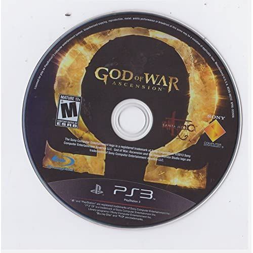 Image 0 of God Of War Ascension For PS3 Playstation 3