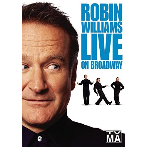 Robin Williams: Live On Broadway On DVD Comedy
