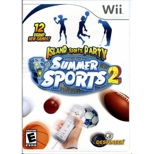 Image 0 of Summer Sports 2 For Wii And Wii U