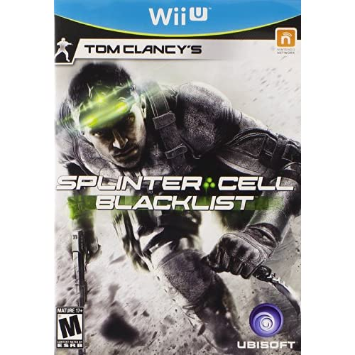 Image 0 of Tom Clancy's Splinter Cell Blacklist For Wii U Shooter