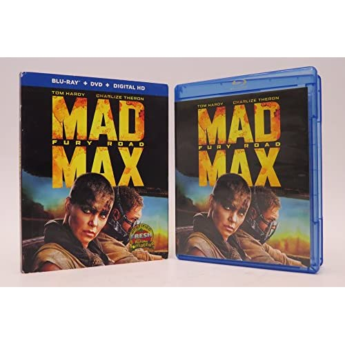 Image 0 of Mad Max: Fury Road Blu-Ray On Blu-Ray With Tom Hardy