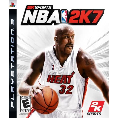 NBA 2K7 For PlayStation 3 PS3 Basketball