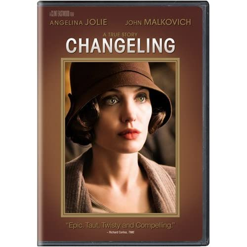 Image 0 of Changeling On DVD With Angelina Jolie Drama