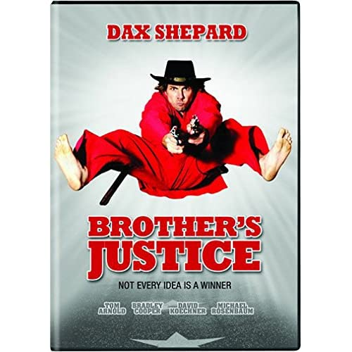 Image 0 of Brother's Justice On DVD With Dax Shepard