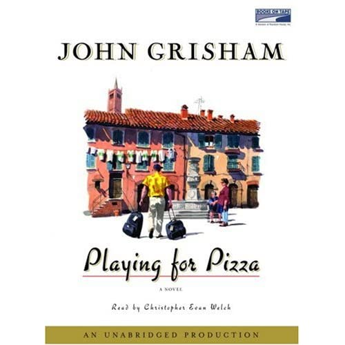 Image 0 of Playing For Pizza By John Grisham On Audio Cassette
