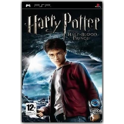 Image 0 of Harry Potter And The Half Blood Prince Sony For PSP UMD