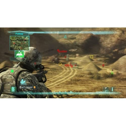Image 2 of Tom Clancy's Ghost Recon Advanced Warfighter 2 For Xbox 360 Shooter
