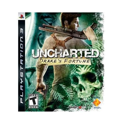Image 0 of Uncharted: Drakes Fortune Original/non-Greatest Hits For PlayStation 3