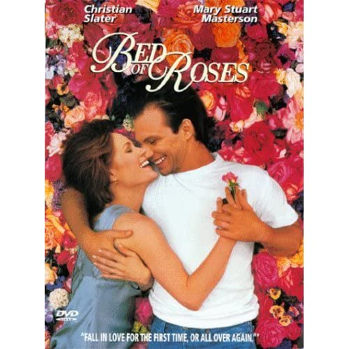 Image 0 of Bed Of Roses On DVD With Christian Slater Comedy