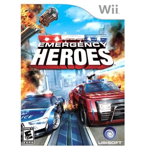 Image 0 of Emergency Heroes For Wii And Wii U Racing