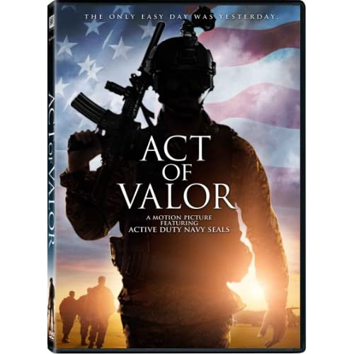 Image 0 of Act Of Valor On DVD With Roselyn Sanchez Action