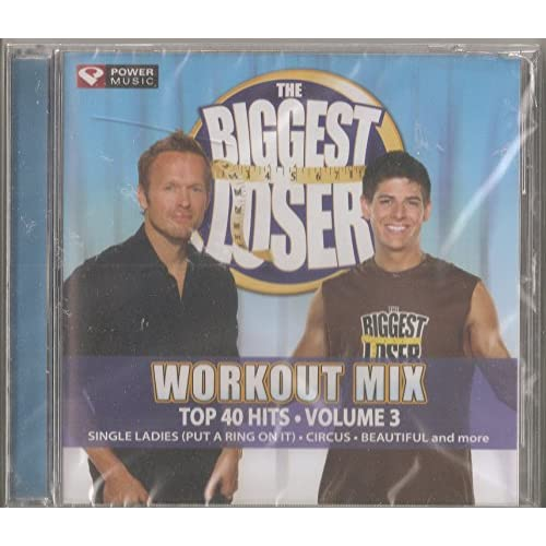 Alt Biggest Loser 3 By Power Music Musicians On Audio CD Album 2013