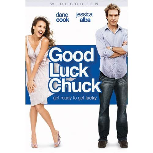 Image 0 of Good Luck Chuck Widescreen Edition On DVD With Dane Cook Comedy