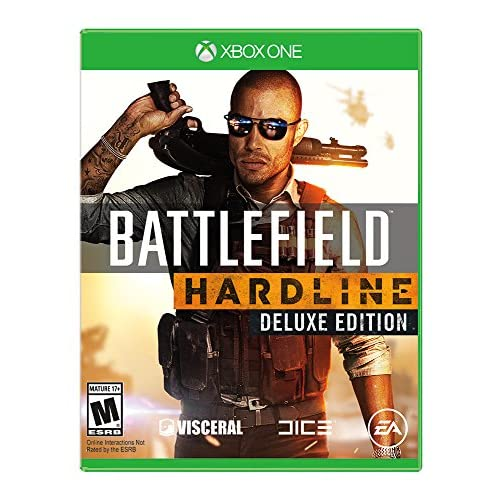 Battlefield Hardline Deluxe Edition For Xbox One Shooter