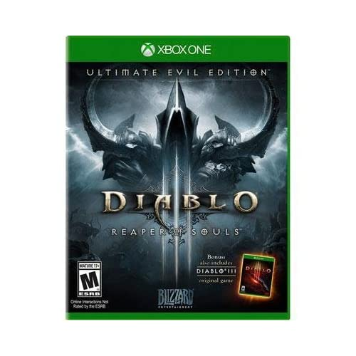 Image 0 of Diablo III: Ultimate Evil Edition For Xbox One RPG