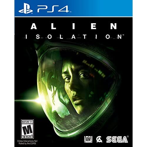 Alien: Isolation For PlayStation 4 PS4