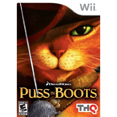Image 0 of Puss In Boots For Wii And Wii U