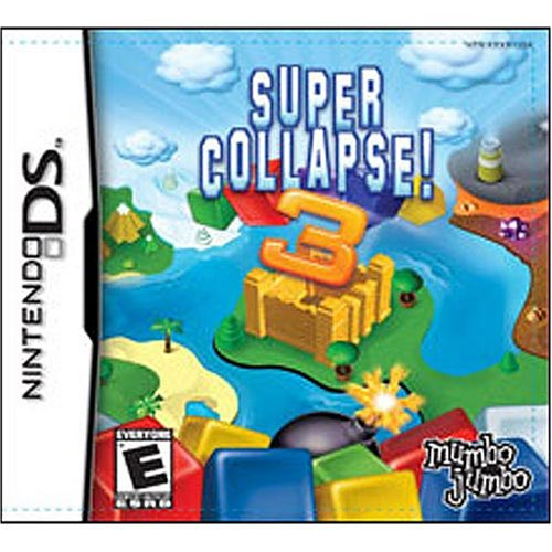 Image 0 of Super Collapse 3 Puzzle For Nintendo DS DSi 3DS 2DS