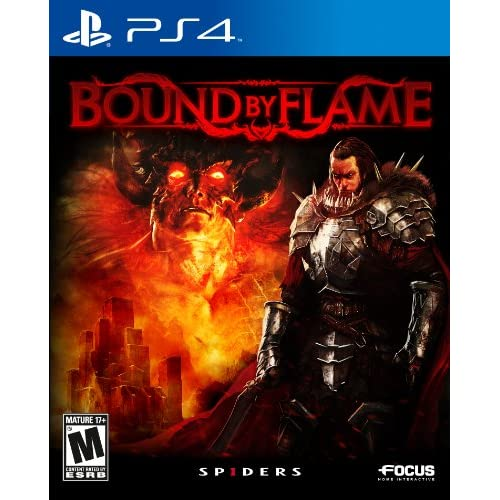 Bound By Flame Standard Edition For PlayStation 4 PS4 RPG