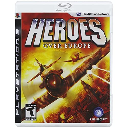 Image 0 of Heroes Over Europe For PlayStation 3 PS3