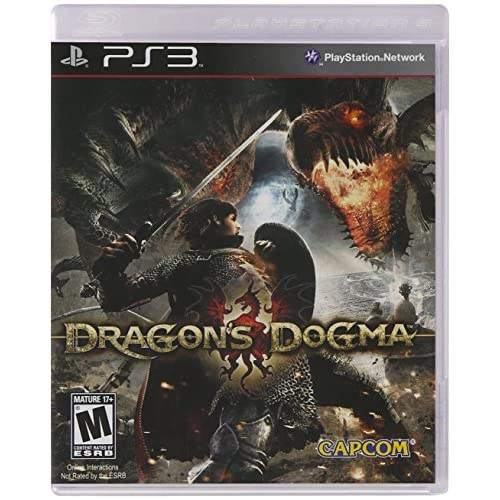 Image 0 of Dragon's Dogma For PlayStation 3 PS3