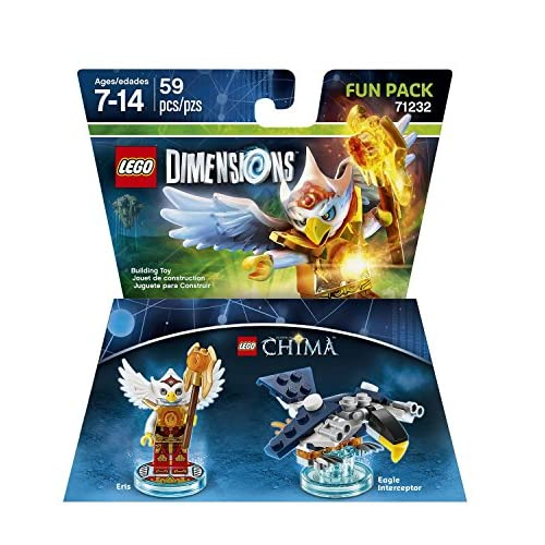 Chima Eris Fun Pack Lego Dimensions Toy