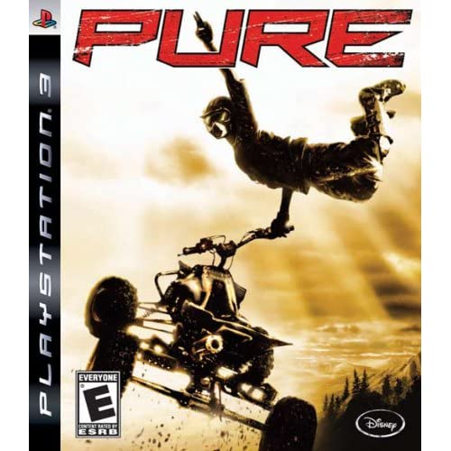 Pure For PlayStation 3 PS3 Disney