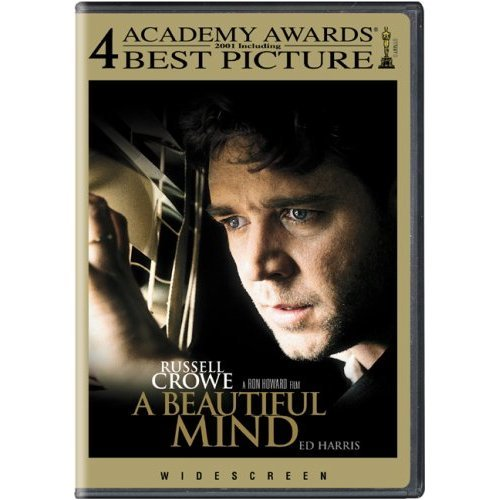 Image 0 of A Beautiful Mind Drama On DVD