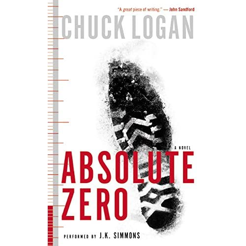 Image 0 of Absolute Zero By Logan Chuck Simmons Jk Reader On Audio Cassette