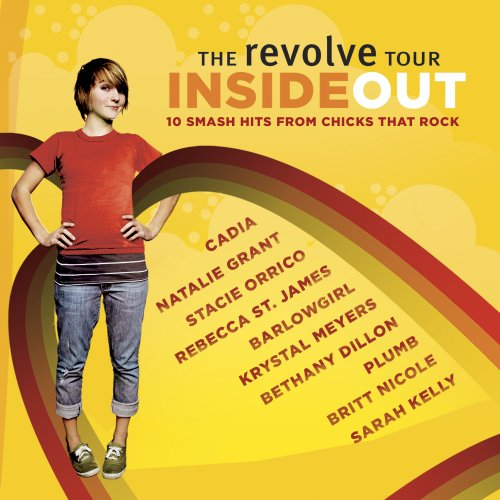 Image 0 of Revolve: Inside Out On Audio CD Album 2007
