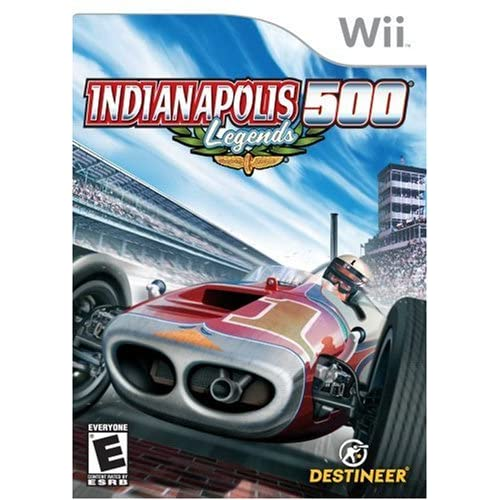 Image 0 of Indianapolis 500 Legends For Wii And Wii U Flight