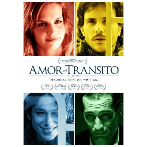 Image 0 of Amor En Transito With Janel Maloney On DVD