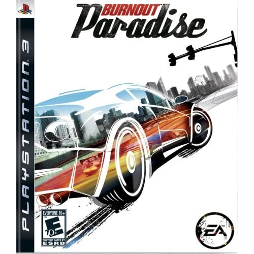 Image 0 of Burnout Paradise Racing For PlayStation 3 PS3