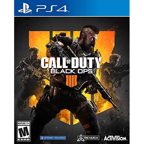 Image 0 of Call Of Duty: Black Ops 4 Standard Edition For PlayStation 4 PS4 COD Shooter