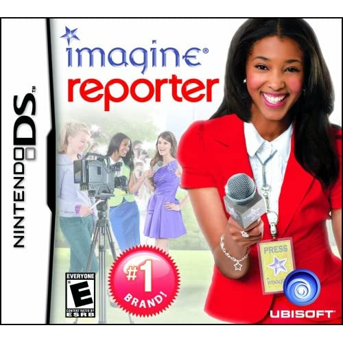 Image 0 of Imagine: Reporter For Nintendo DS DSi 3DS 2DS