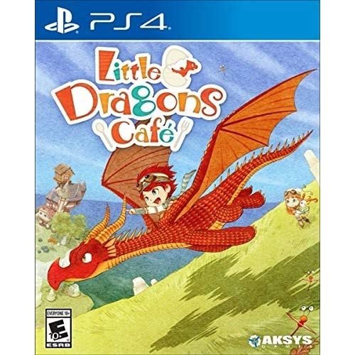 Image 0 of Little Dragons Cafe For PlayStation 4 PS4