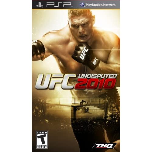 Image 0 of UFC Undisputed 2010 Sony For PSP UMD Wrestling