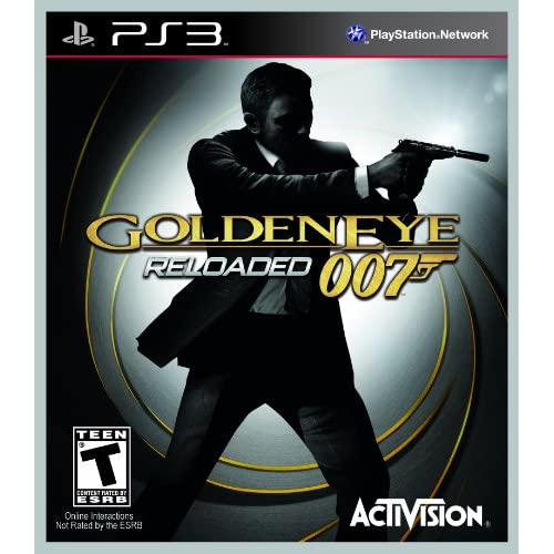 Goldeneye 007: Reloaded For PlayStation 3 PS3 Shooter