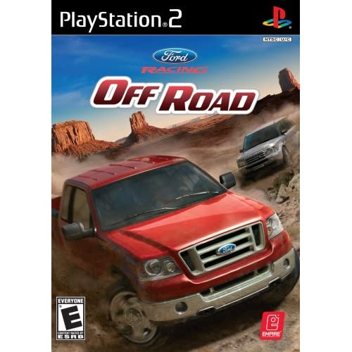 Image 0 of Ford Racing Off Road For PlayStation 2 PS2