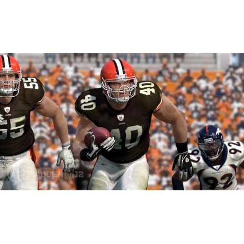 Image 3 of Madden NFL 12 For PlayStation 3 PS3 Football