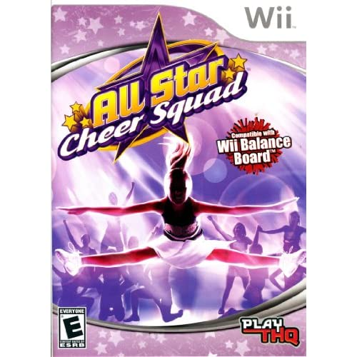 All Star Cheer Squad For Wii Music