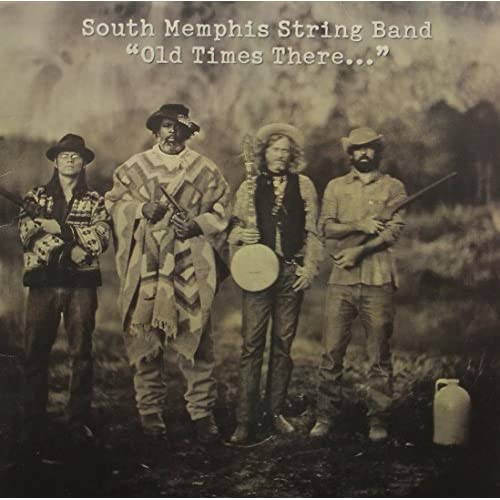 Image 0 of Old Times There On Vinyl Record by South Memphis String Band