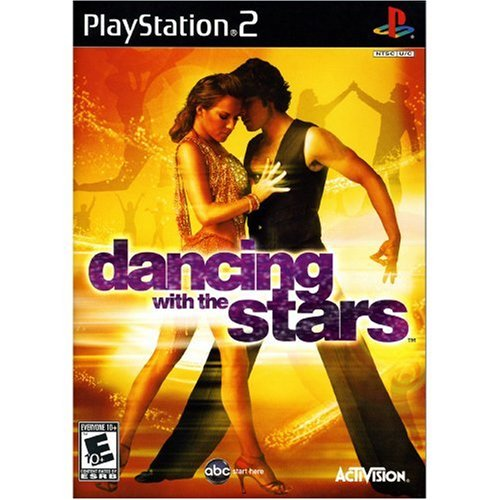 Dancing With The Stars Game For PlayStation 2 PS2 Music With Manual
