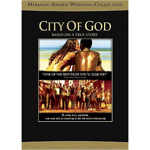 Image 0 of City Of God On DVD With Alexandre Rodrigues