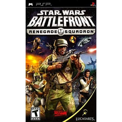 Image 0 of Star Wars Battlefront: Renegade Squadron Sony PSP