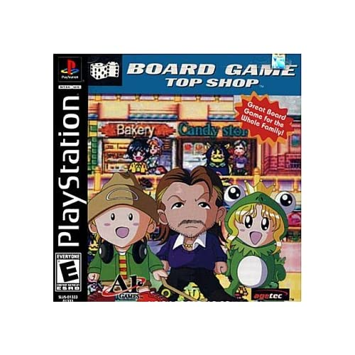 Image 0 of Board Game Top Shop For PlayStation 1 PS1