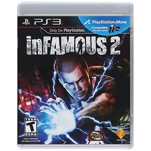 Infamous 2 Renewed For PlayStation 3