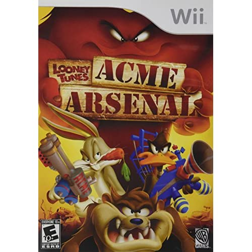 Image 0 of Looney Toons: ACME Arsenal For Wii and Wii U