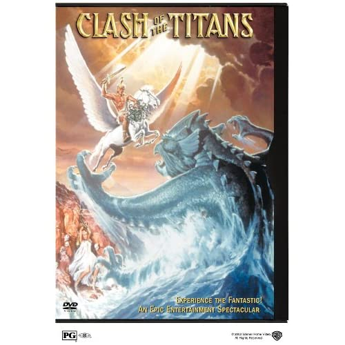 Image 0 of Clash Of The Titans Snap Case On DVD With Laurence Olivier