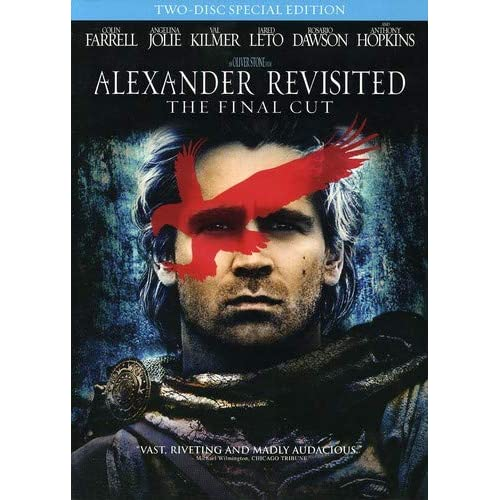 Image 0 of Alexander Revisited: The Final Cut On DVD With Colin Farrell Drama